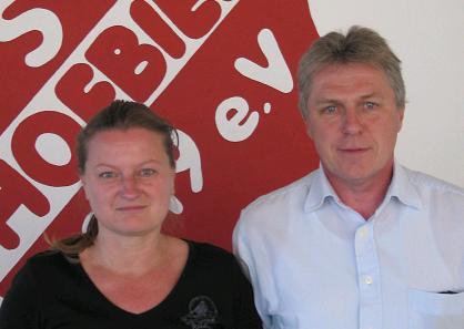 Iris Hofmann-Löbl & Uli Nüdling