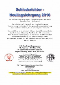 Werbung-Neulingslehrgang-2016